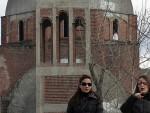 КЉУЧЕВИ У ЕВРОПСКОЈ КОМИСИЈИ: Заварена врата на храму Христа Спаса у Приштини