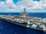 ОМАНСКИ ЗАЛИВ: Иранска морнарица отерала амерички носач авиона