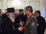 ВОЈСКА СРБИЈЕ: Војни свештеници брана од верског фанатизма и агресивног атеизма