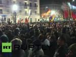 ЛАЈПЦИГ: Хиљаде људи протестовале против миграната
