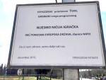 ПОДГОРИЦА: Николића вређају са билборда