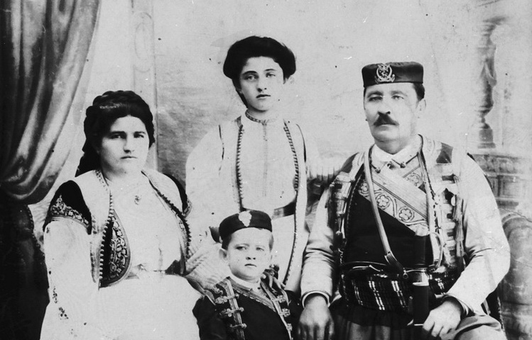 Porodica Vukotic