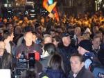 ПОДГОРИЦА: Протест Декмократског фронта