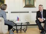 СПУТЊИК: Рогозин открива хоће ли бити руских база у Србији