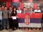 ОСВЕТЛАЛИ ОБРАЗ: Млади математичари доносе шест медаља из Казахстана