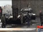 ТУРСКА: Распоређени тенкови на улицама
