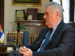 """НИКОЛИЋ: Признање Косова послужило као модел творцима """"Исламске државе"""""""