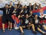"ПОБЕДИЛО СРЦЕ СРБИЈЕ: Пала и Црна Гора, ""делфини"" одбранили европски трон!"