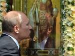 БОЖИЋ У РУСИЈИ: Путин присуствовао литургији у цркви у селу Тургиново