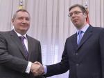 ВУЧИЋ: Србија никоме неће бити лака мета