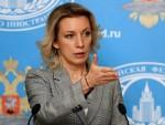 ЗАХАРОВА: Лондон шири дезинформације о улози Русије у Сирији