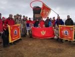 ОПРОСТИ ИМ БОЖЕ, НЕ ЗНАЈУ ШТА РАДЕ: Оскрнављен споменик борцима Мојковачке битке