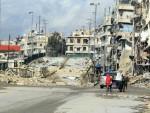 ЧУРКИН: Kраj воjних акциjа у источном Aлепу