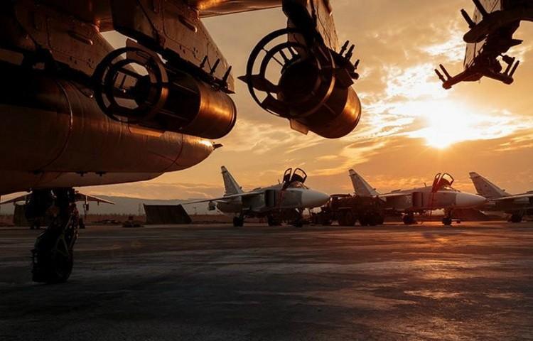 Фото:  Спутњик/Russian Defence Ministry