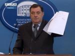 БАЊАЛУКА: Додик предочио уговор о кредиту у Павловић банци