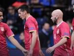 БЕОГРАД: Футсал репрезентација Србије поражена у борби за бронзу