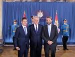 ГУЈОН: Одликовање подстрек да још више помажемо Косову