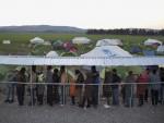ТАЛАС ДОЛАЗИ: Хаос на путу према грчко-македонској граници