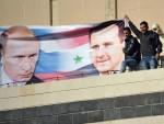 ДИВЉЕЊЕ: Сиријци опчињени Путином