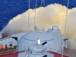 МОСКВА: Руски брод са крстарећим ракетама стиже у Сирију