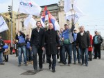 ПОПОВИЋ: СНП прикупља 100.000 потписа за референдум против Србије у НАТО