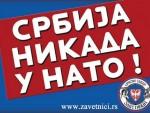 """""""ЗАВЕТНИЦИ"""": Анти-НАТО протест у Београду!"""