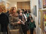 НАРОДНИ МУЗЕЈ УЖИЦЕ: Отворена изложба слика Бојана Савића