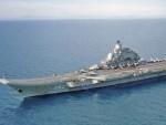 """МОСКВА: """"Адмирал Кузњецов"""" се спрема за поход у Средоземно море"""