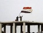 ОФАНЗИВА СИРИЈСКЕ ВОЈСКЕ И КУРДА: Џихадисти масовно бјеже из ИД; у центру Раке сиријска застава