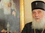 ПАТРИЈАРХ ИРИНЕЈ: Срби и Руси су једнокрвна и једновјерна браћа