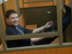 МРЖЊА ПРЕМА РУСКОМ НАРОДУ: Надежда Савченко осуђена на 22 године затвора