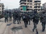 АСАДОВЕ СНАГЕ НАПРЕДУЈУ: Сиријска војска ушла у Палмиру, џихадисти пред поразом