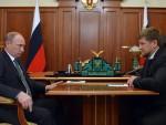 ПУТИН: Кадиров и даље на челу Чеченије