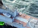 """НАЈАВА СПЕКТАКУЛАРНЕ ВЕЖБЕ: Руска корвета """"Сообразитељни"""" против подморнице """"Магнитогорск"""""""