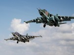 ПОКУШАЛИ ДА ПОБЕГНУ: Руска и сиријска авијација гађале последње терористе у Палмири