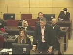 САРАЈЕВО: Прекинуто суђење Орићу због понашања свједока Мустафића