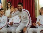 ИСПРЕД КАРИЈА И МЕСИЈА: Ђоковић наjбољи спортиста света у анкети ЦНН-а