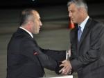 НЕКАД СУ ЗАЈЕДНО УЧЕСТВОВАЛИ У УБИСТВИМА И ПРОГОНИМА СРБА: Сукоб Тачија и Харадинaја достиже кулминацију