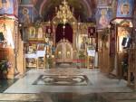 АНЂЕО У СВЕТИЊИ КОД ТРЕБИЊА: Фреску мале Милице благословио патријарх Павле па сваком доноси мир
