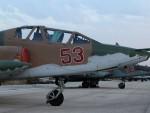 МОСКВА: Су-25 пао на истоку Русије