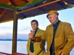 ГОРАН ЛАЗОВИЋ И СЛАВИША ЦАЛЕ АНТАНАСИЈЕВИЋ: Тамо, где Дунав воли добре људе!