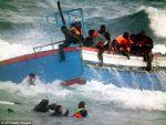 СРЕДОЗЕМНО МОРЕ: Потонуо брод, страхује се да се утопило 400 сомалијских избјеглица