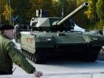 "БОРБЕНА МАШИНА: Први видео-снимак унутрашњости тенка Т-14 ""Армата"""