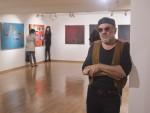 АНДРИЋГРАД: Отворена изложба слика Александра Цветковића