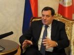 """ДОДИК: Шешељ као """"слободан човек"""" има право да дође у РС"""