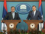 ДОДИК И ИВАНИЋ: Одржавање референдума о Дану Републике неопходно