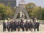 """ИЗВИЊЕЊЕ ИЗОСТАЛО: Kери """"дубоко потресен"""" посетом мемориjалу у Хирошими"""