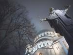 МАТИЈА БЕЋКОВИЋ: Зидање Светосавског храма