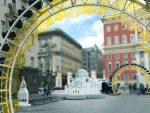 НАДОМАК КРЕМЉА: Храм Светог Саве освануо у центру Москве