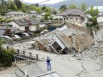 ЈАПАН: Снажни земљотреси, вулкан, 41 жртва